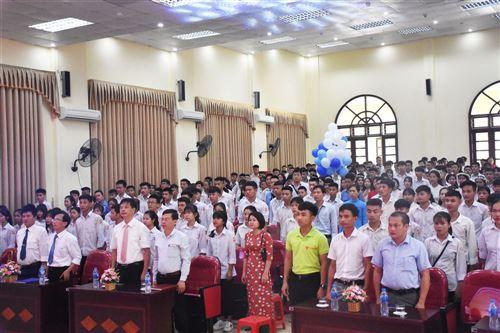 Lễ Bế giảng khóa 39 (Niên khóa 2016 - 2019)